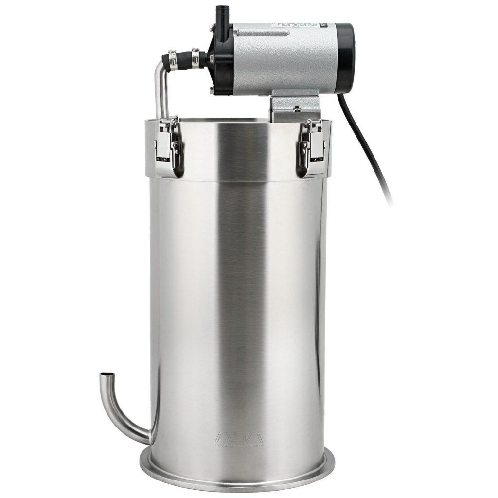 ADA Super Jet Filter aquascaping