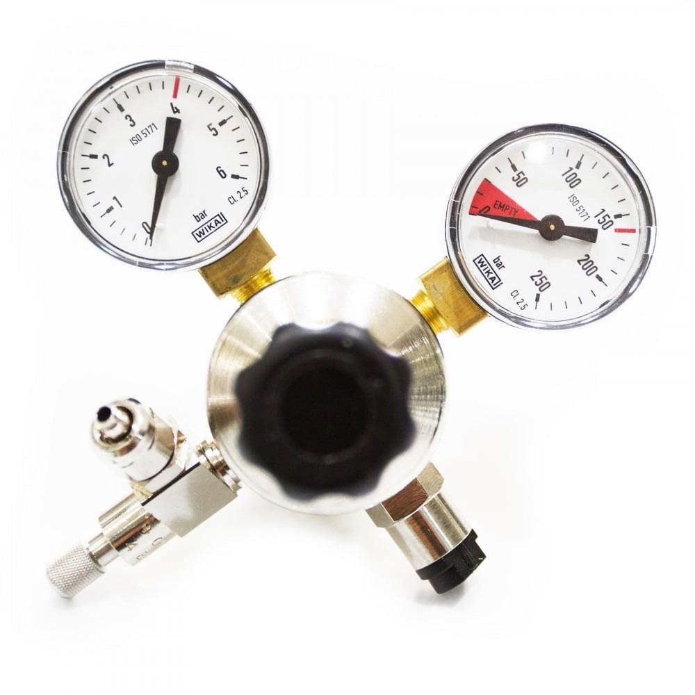 aquascaping co2 pressure regulator