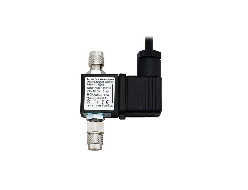 co2 solenoid valve aquascaping