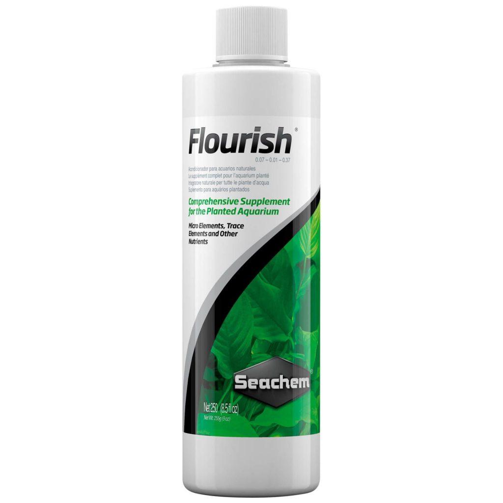 Seachem Flourish plant fertilizer