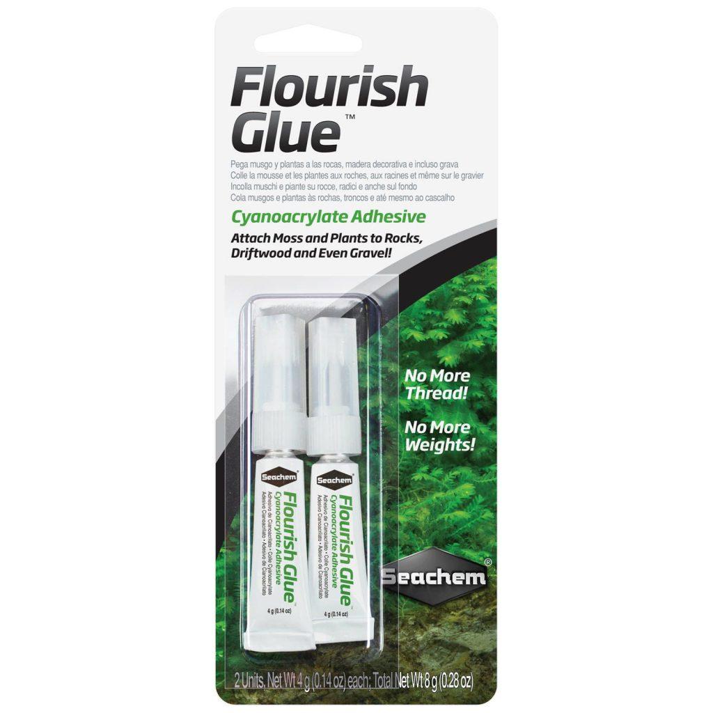 Seachem Plant Glue aquascaping