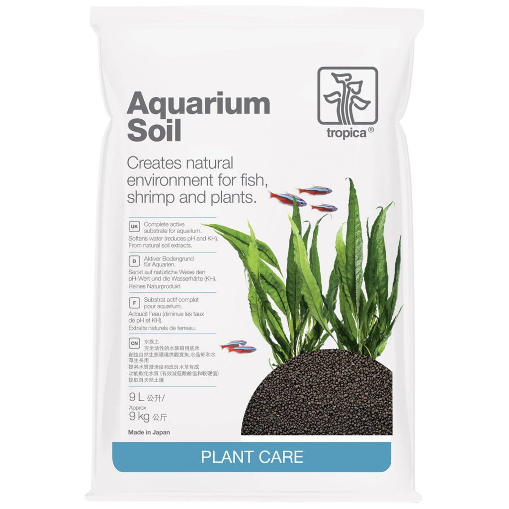 Tropica Aquarium Soil aquascaping substrare